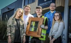 Optimum Skills is helping Aycliffe joinery firm reach new heights