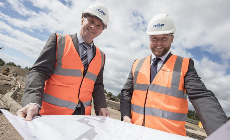 Miller Homes opens North-East office in Aycliffe