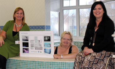 Almost £300,000 raised for PCP's Hydrotherapy Pool