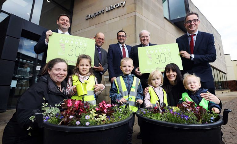 Environment Awards deadline extended to mark 30th year