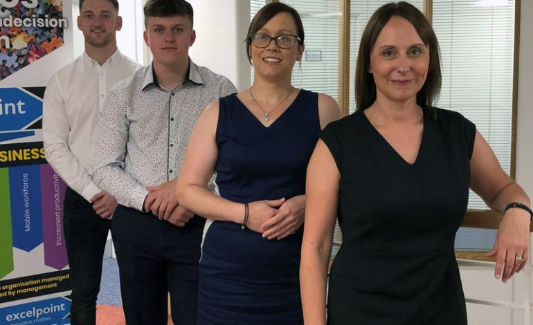 Excelpoint expands with the appointment of four staff