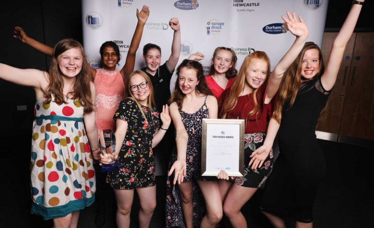 Little gems win entrepreneur competition with jewellery idea