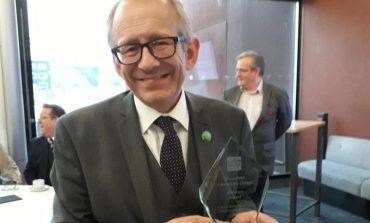 Greenfield celebrate Artsmark Award at Baltic