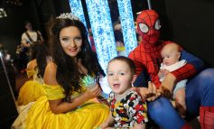 A touch of Disney on show as mayor opens new 'Sensory Squadron' room