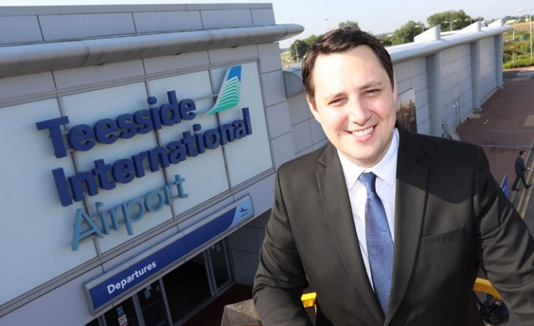 Back to the Future – Teesside International Airport returns!