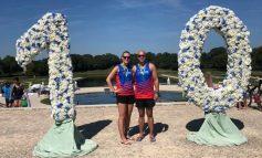 Aycliffe runners complete France half-marathon