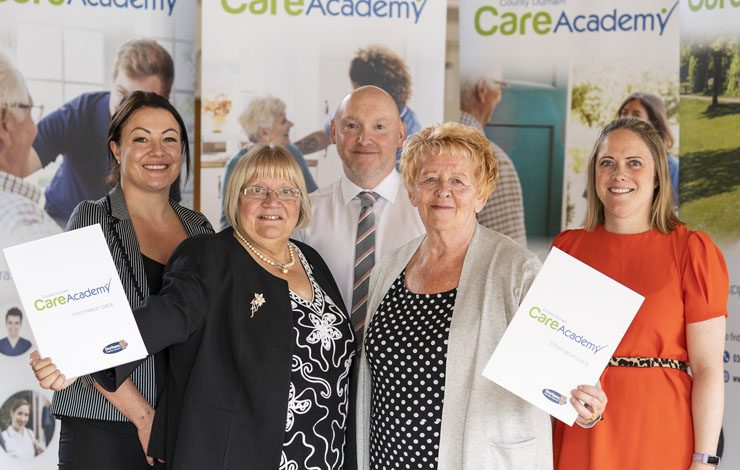 Care academy to be launched in County Durham