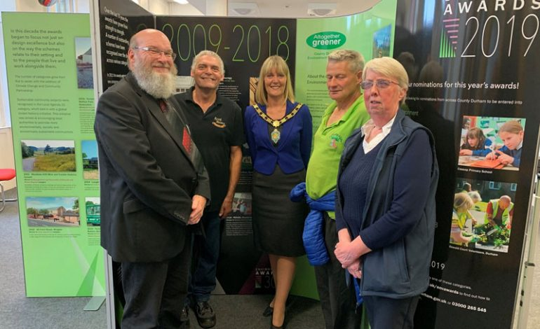 Environment Awards exhibition tour launched
