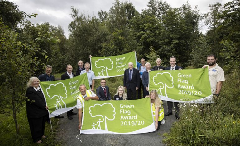 Delight as County Durham receives 12 Green Flags again