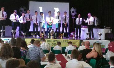 Newton Aycliffe Junior FC annual presentation day celebrations