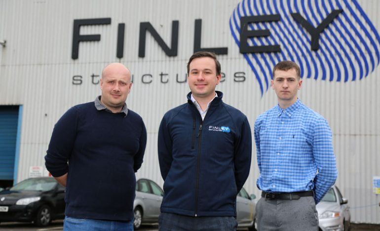 Production manager Phil sets positive progression trend at Finley Structures