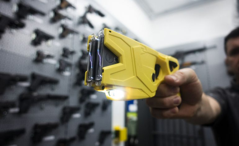 All frontline Durham Constabulary officers to be offered Tasers