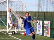 94th-minute winner for Aycliffe at Consett