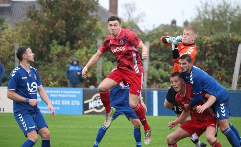 Another league win for Aycliffe