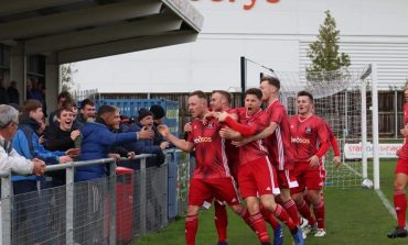 Aycliffe up to second with derby win at Bishop