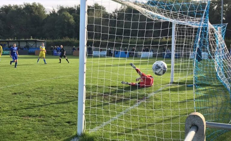 Aycliffe up to fifth with win over Whitley Bay