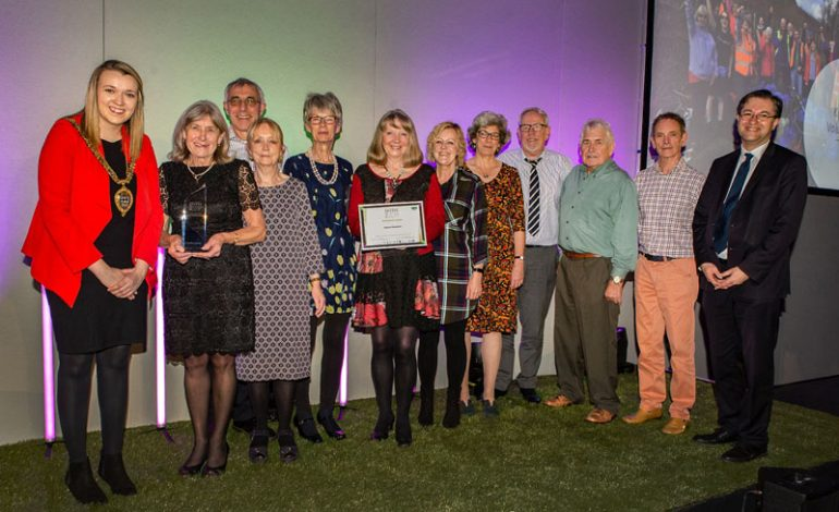 Environmental heroes celebrated at annual awards