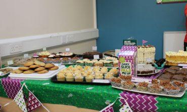 Sweet success at Macmillan Coffee Morning