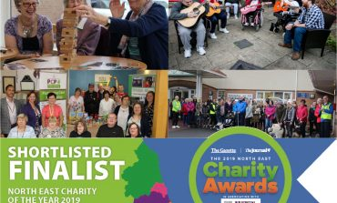 PCP shortlisted for Charity of the Year