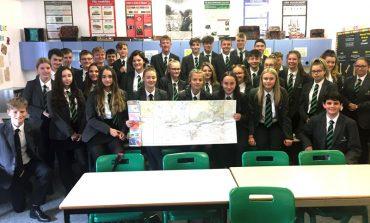 Students take part in Duke of Edinburgh Award