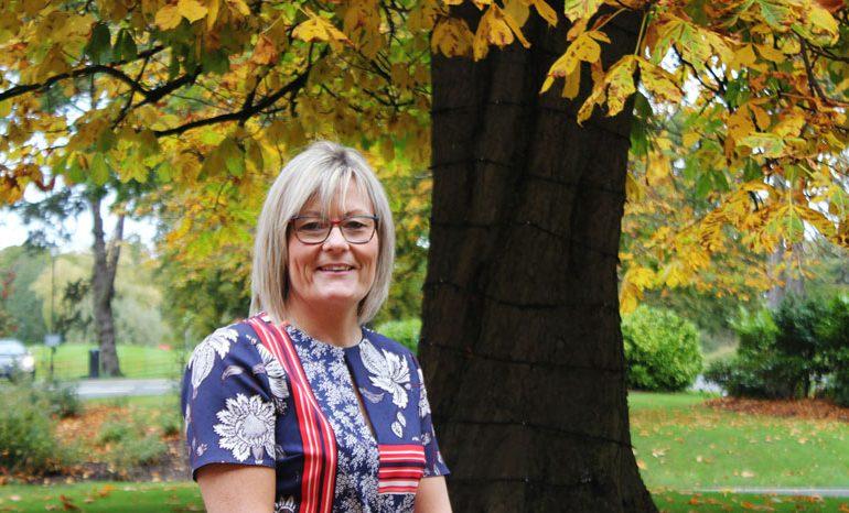 Newtonian Angela joins five-star Rockliffe Hall