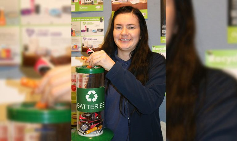 Residents reminded to dispose of batteries correctly