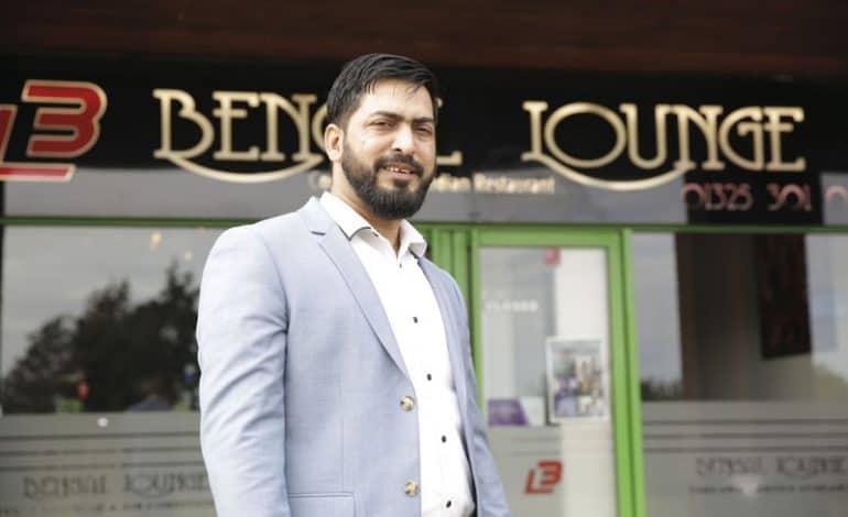 Aycliffe Indian restaurant wins prestigious national award