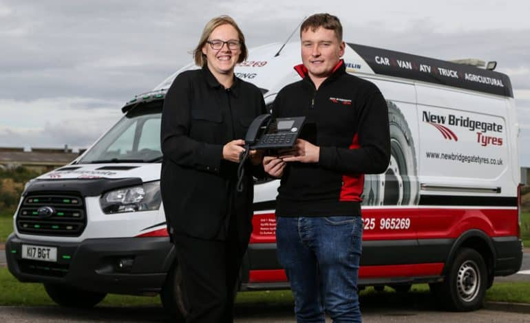 Aycliffe auto firm expands to Gateshead