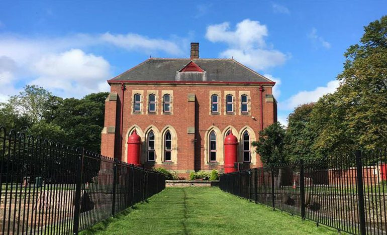 Talk on Tees Cottage Pumping Station