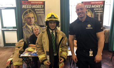 Woodham Academy hosts successful Careers Fair
