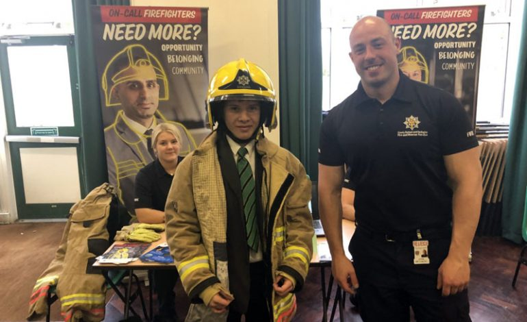 Woodham Academy hosts successful Careers Fair