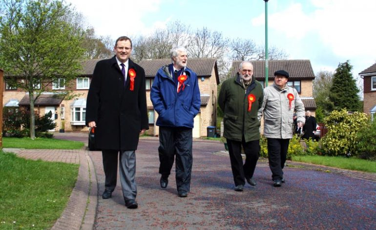 Phil Wilson to campaign as Labour MP for Sedgefield