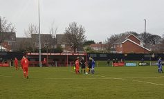 Aycliffe suffer narrow defeat at Shields