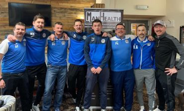Sports Club players raise £1,500+ for ManHealth during 'Movember'