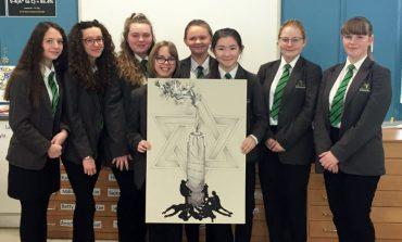 Students mark 75th anniversary of Auschwitz-Birkenau liberation