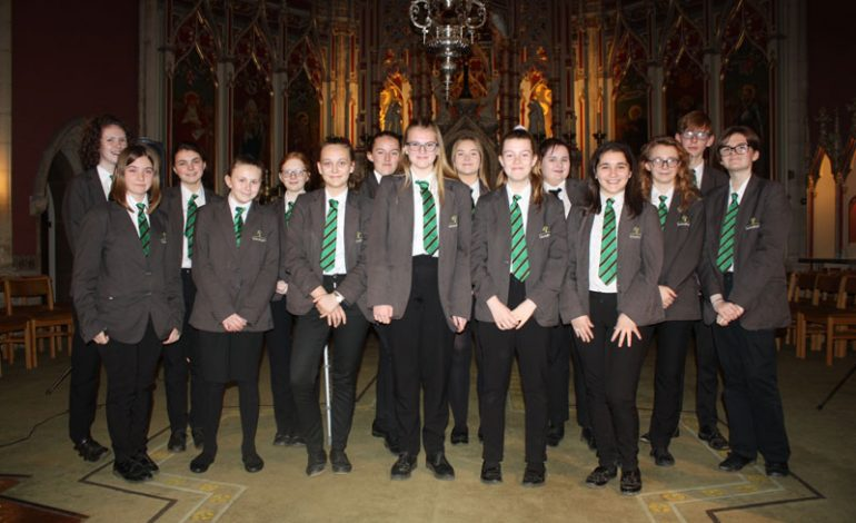 Aycliffe students make Durham Schools' Choir final