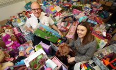 Council charity donations help make Christmas for those in need