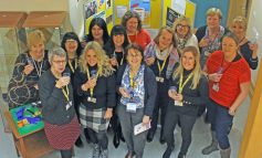 PCP staff take on Dry January