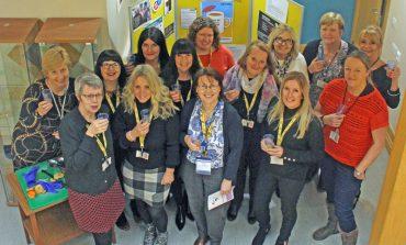 PCP staff take on Dry January