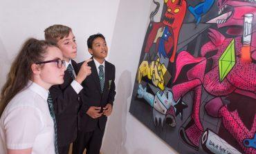 Greenfield art students aim high as exams begin