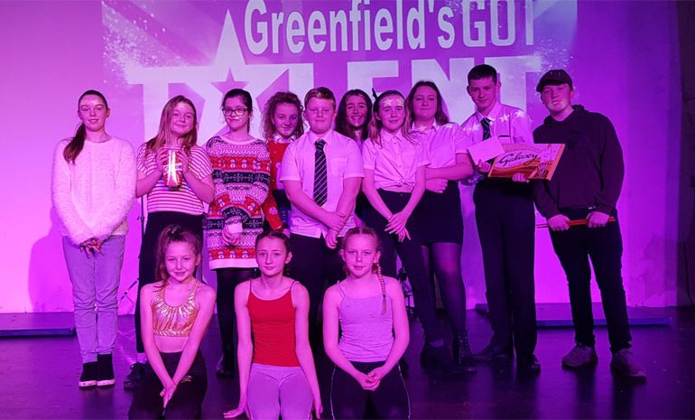Greenfield's Got Talent is a big hit