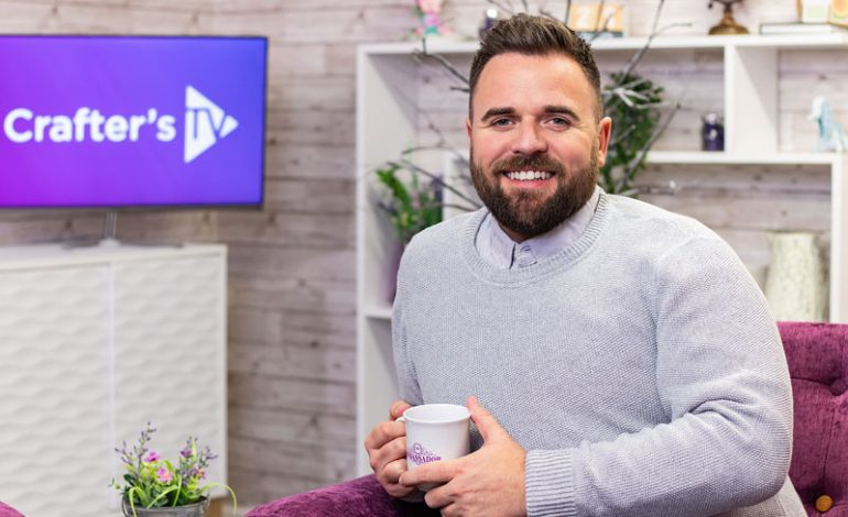 Crafter's Companion welcomes first lead TV presenter