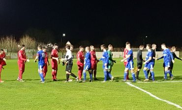 Aycliffe out of cup after Stockton defeat