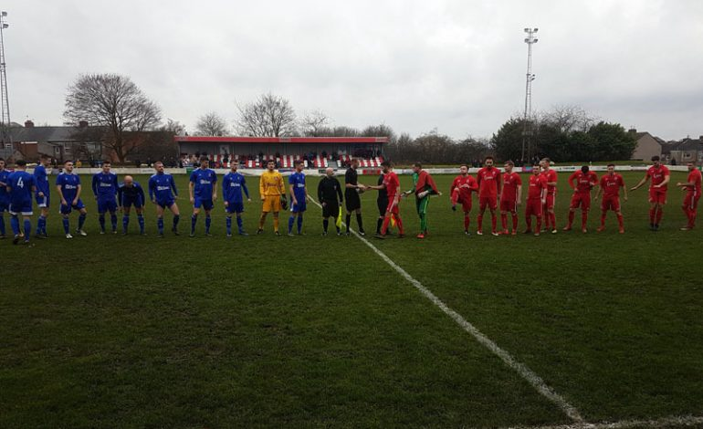 Boxing Day derby defeat for Aycliffe