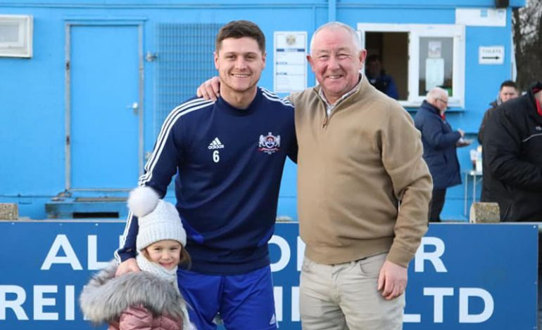 Skipper makes 250th appearance as Aycliffe beat high-flying Consett
