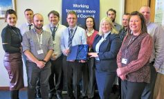 Digital developments win council an award