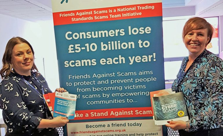 Free event to become scam savvy