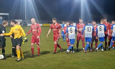 Aycliffe draw in Newcastle