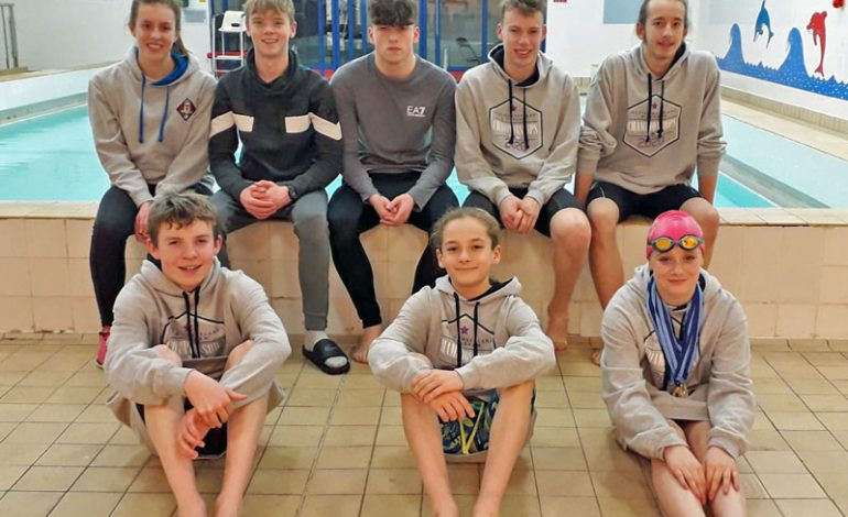 Sedgefield swimmers compete at Sunderland's Olympic-sized pool
