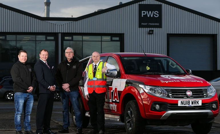 How Sparta Security is helping firms stay secure across Aycliffe Business Park